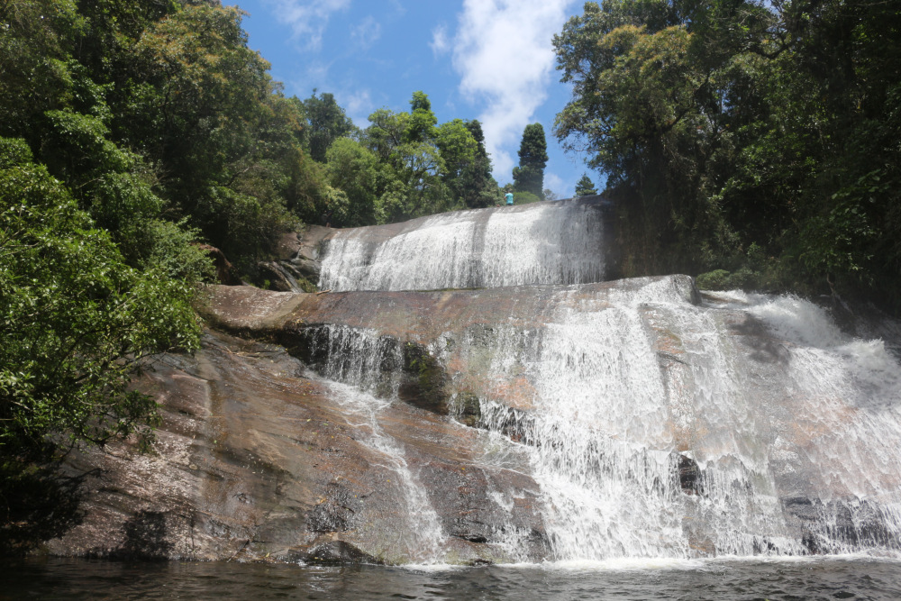 Sete Quedas Cachoeira