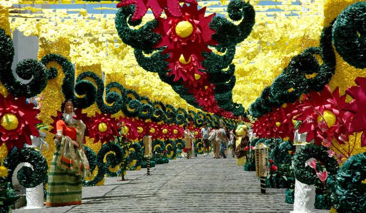 Festa das Flores - Portugal