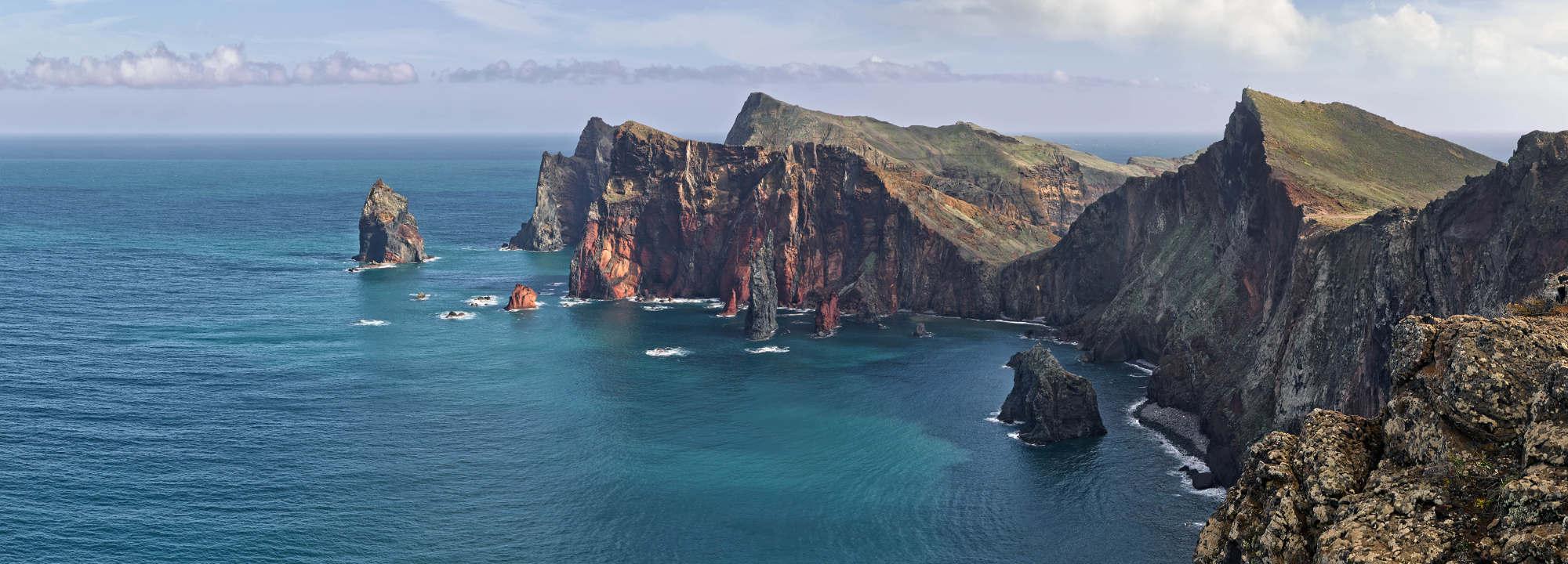 Ilha da Madeira - Ponta de Sao Lourenço