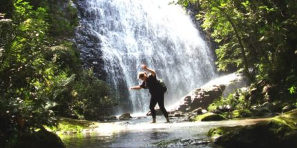 Aguas da Prata - 7 cachoeiras