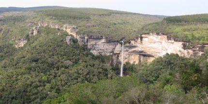 Itararé - Canions e Cachoeiras - Estação Floresta